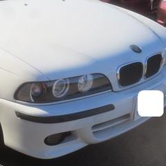 BMW フロントバンパーカバー 脱着・割れ修理費用・塗装 40,000円