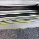 キャデラック フロントバンパー修理費用塗装・一部脱着 総工賃44,000円/右フォグランプカバー 部品代14,900円