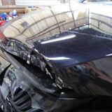 フォードエスケープ LA-EPFWF フロントドア板金、塗装 工賃78,000円/フロントドアエンブレム、他 部品代計1,980円