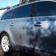 BMW5 GH-NG25 右リアドア・右サイドステップ交換、右クォーターガラス脱着、塗装、他 総工賃248,530円/右リアドア・右サイドステップ交換 部品代計173,500円