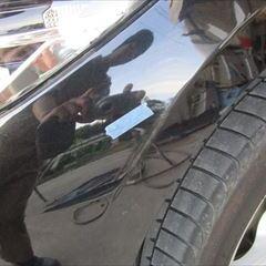 フォルクスワーゲンゴルフ DBA-AUCHP フロントバンパー脱着修理費用、右フロントフェンダ修理費用、塗装、他 総工賃135,000円