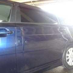 トヨタウィッシュ DBA-ZGE20W 左リアドア板金、塗装 工賃55,000円