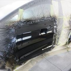 アウディA1 DBA-8XCAX フロントバンパー修理費用、塗装 工賃50,000円/合計金額(税込)54,000円