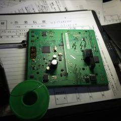 アウディA4:テールランプ修理