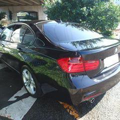 BMW3シリーズ(LDA-3D20):トランク修理費用、塗装 作業工賃40,000円/合計金額(税込)43,200円