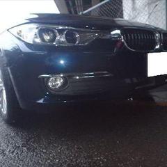BMW320d(LDA-3D20):フロントバンパー修理費用 作業工賃30,000円/合計金額(税込)32,400円