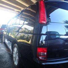 トヨタのアイシス(DBA-ZGM11W):左フロントドア、左リアドアの板金、塗装 作業工賃80,000円/合計金額(税込)86,400円