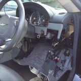 クライスラーのクロスファイア:イグニッションキーシリンダー分解・加工・修理