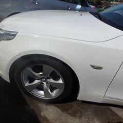 BMW:フロントバンパー修理費用 作業工賃40,000円/合計金額(税込)43,200円