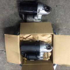 アウディのA6 C6系(GH-4FAUKS):スターター交換 部品代61,600円/技術料30,000円(税別)