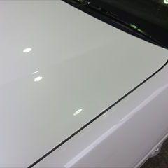 日産のローレル(GF-GC35):傷の修理方法と費用 ドアミラー他の交換、ボンネット、フロントピラーの板金塗装、他