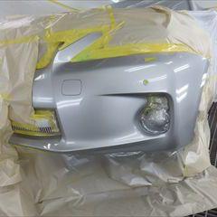 レクサスのCT200h(DAA-ZWA10):フロントバンパー修理費用、塗装 作業工賃40,000円/合計金額(税込)43,200円