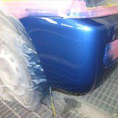 ダイハツのハイゼット(EBD-S321V):リアバンパー修理費用、塗装 作業工賃22,000円/合計金額(税込)23,760円