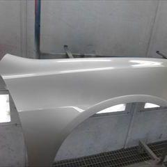 スバルのレガシィアウトバック(DBA-BRM):リアバンパー左コーナー修理、塗装 作業工賃35,000円/合計金額(税込)37,800円