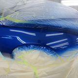 アルファロメオのアルファスパイダー(GH-93922S):右フロントフェンダー板金塗装 作業工賃80,000円/合計金額(税込)86,400円