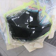 レクサスのRX(DBA-AGL25W):左フロントフェンダー板金塗装、左リアバンパー修理塗装 作業工賃143,000円/合計金額(税込)154,440円