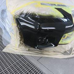 レクサスのCT(DAA-ZWA10):ヘッドライトウォッシャー他交換 部品代金17,190円/フロントバンパー修理、塗装 作業工賃45,000円/合計金額(税込)67,165円