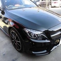 BMWのミニ(LDA-LR20):リアバンパー脱着修理塗装 作業工賃70,000円