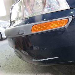 トヨタのサクシードワゴン(DBA-NCP58G):右クォーターパネル、左クォーターパネル板金、塗装 作業工賃68,000円/合計金額(税込)73,440円