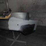 インフィニティのFX35:右リアまわり板金塗装 作業工賃170,000円/合計金額(税込)183,600円