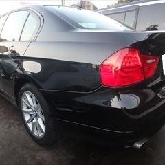 BMWの3シリーズ(ABA-VA20):リアバンパー修理、塗装 作業工賃40,000円/合計金額(税込)43,200円