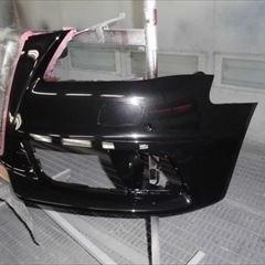 アウディのS4(ABA-8KCAKF):フォグランプ、フォグランプカバー交換 部品代金22,000円/左フロントバンパーコーナー修理、塗装 作業工賃100,000円/合計金額(税込)131,760円