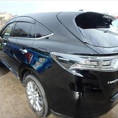 トヨタのハリアー(DBA-ZSU60W):リアバンパー修理、塗装 作業工賃50,000円/合計金額(税込)55,000円