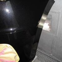 フォルクスワーゲンのゴルフトゥーラン:左右フロントフェンダー、フロントバンパー修理、塗装 作業工賃210,000円/合計金額(税込)231,000円